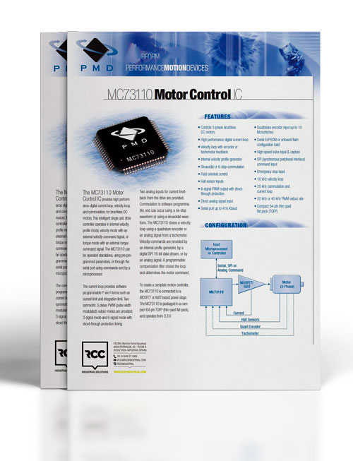 Motion control IC