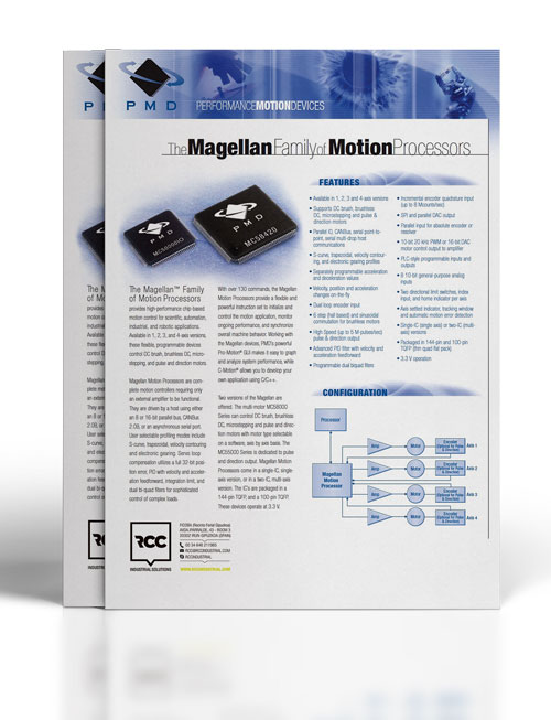 Motion Processor Magellan