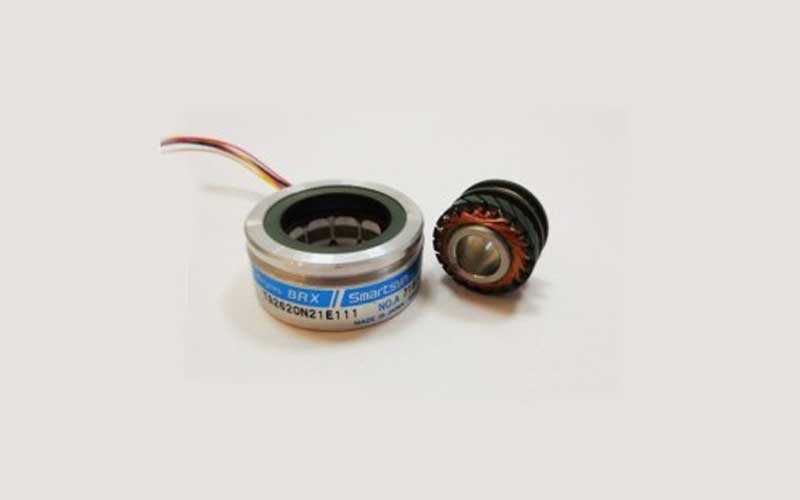 Resolvers brushless