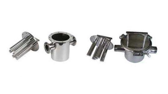 Filtros magnéticos para líquidos