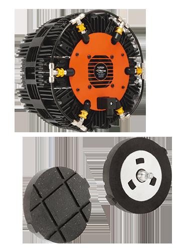 Frenos neumáticos COMBIREX-RENOVA-RCC INDUSTRIAL
