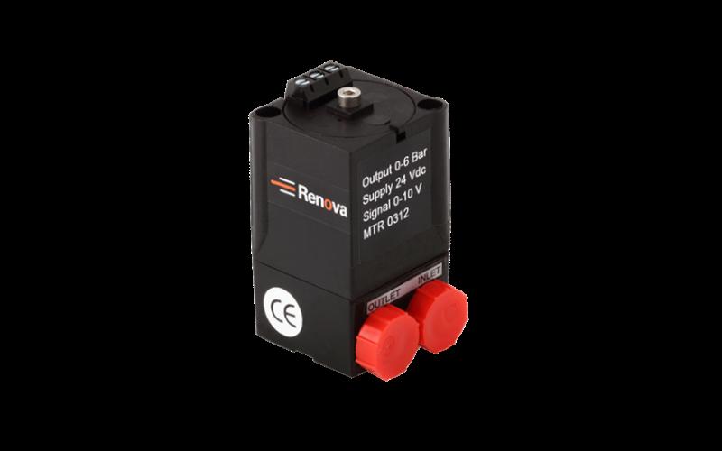 Transductores de presión E/P – RENOVA