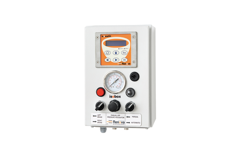 Controles de tensión ISOBOX – RENOVA