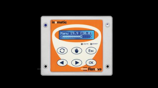 Controles de tensión ISOMATIC-RENOVA-RCC INDUSTRIAL