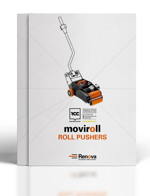 Manipuladores de bobina - Moviroll