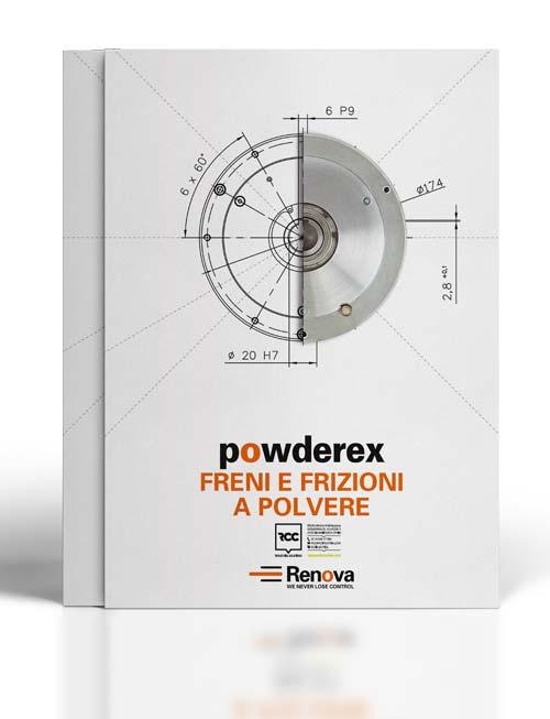 Frenos magnéticos Powderex