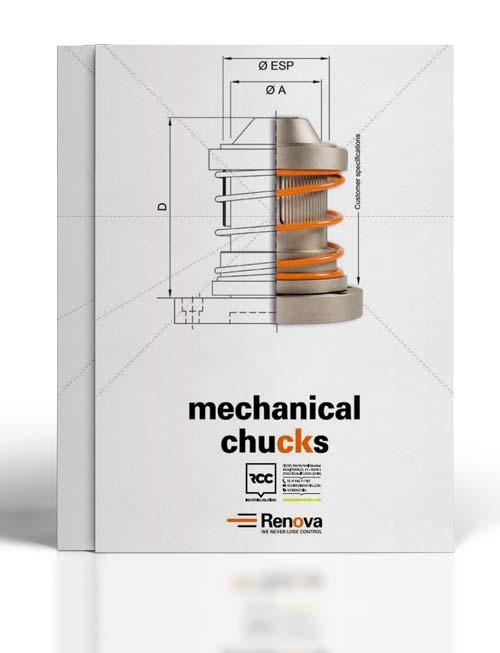 Cabezales expansibles mecánicos CK-S
